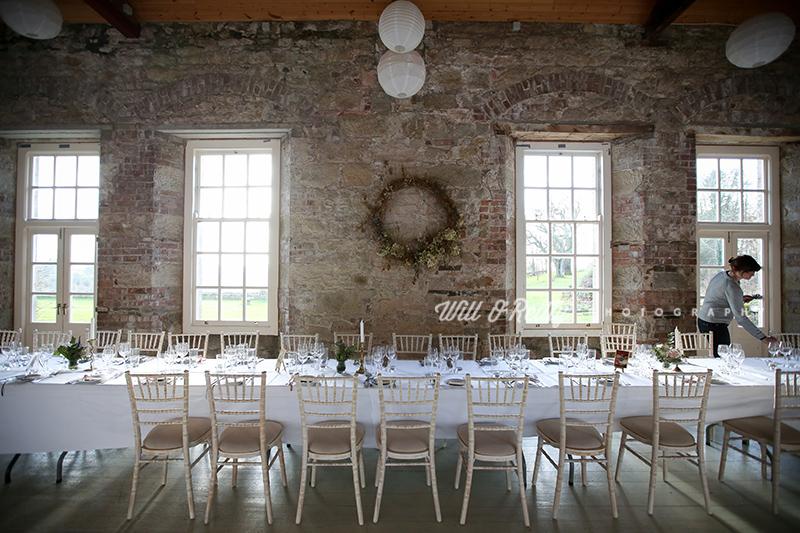 Borris House Wedding West Wing