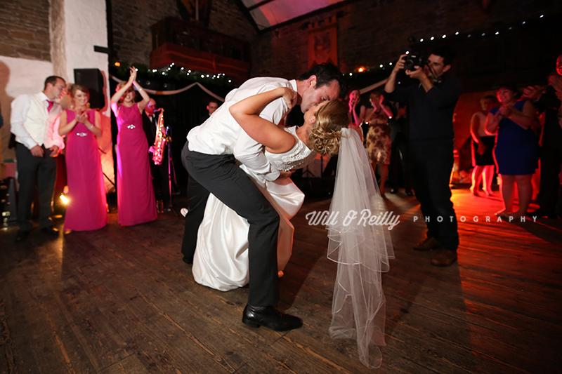 Wedding Photographer Dancing