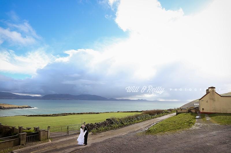 Dingle Skelligs Wedding Photos – Elizabeth & Frank