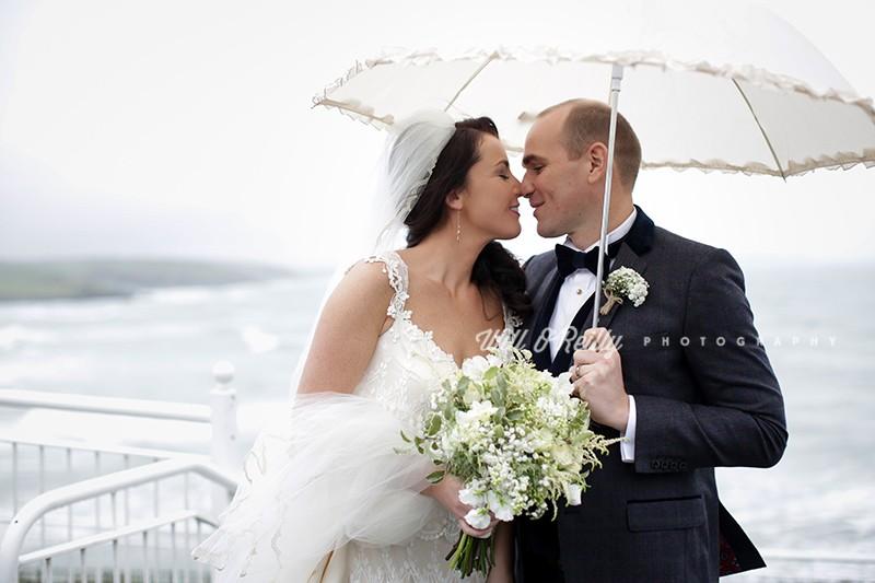 Dunmore House Hotel Wedding Photos – Sinead & Brian