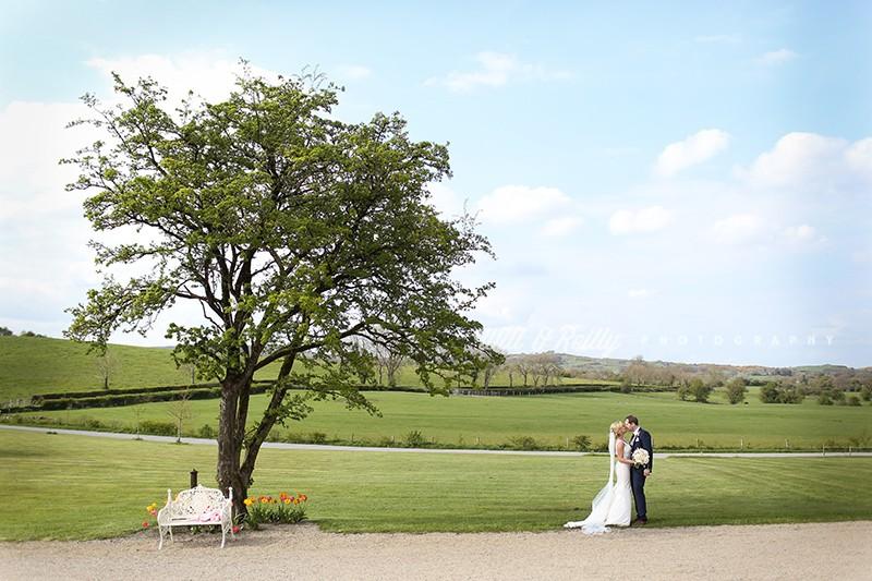 Clonabreany House Wedding Photos – Maeve & Martin