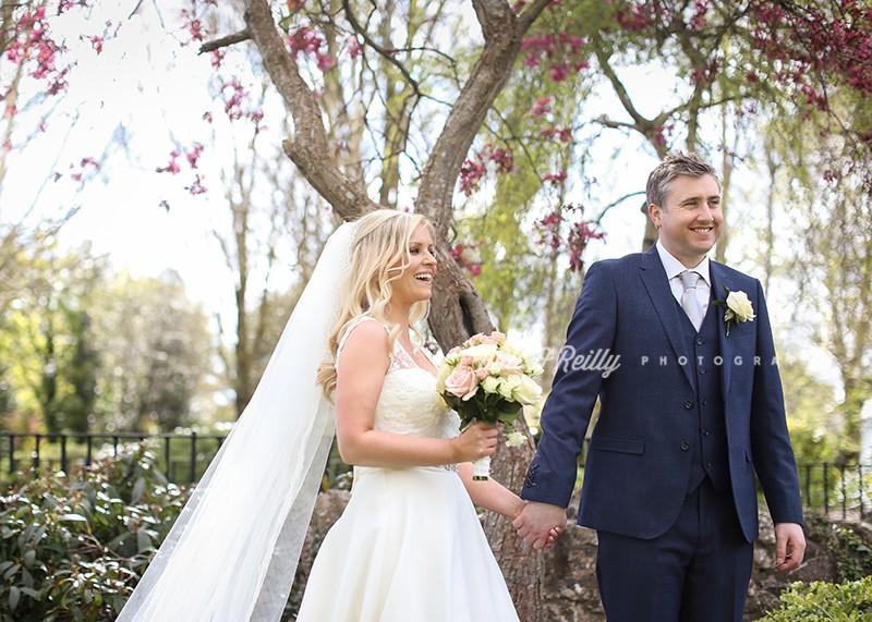 Dunraven Arms Adare Wedding Photos – Nicola & James