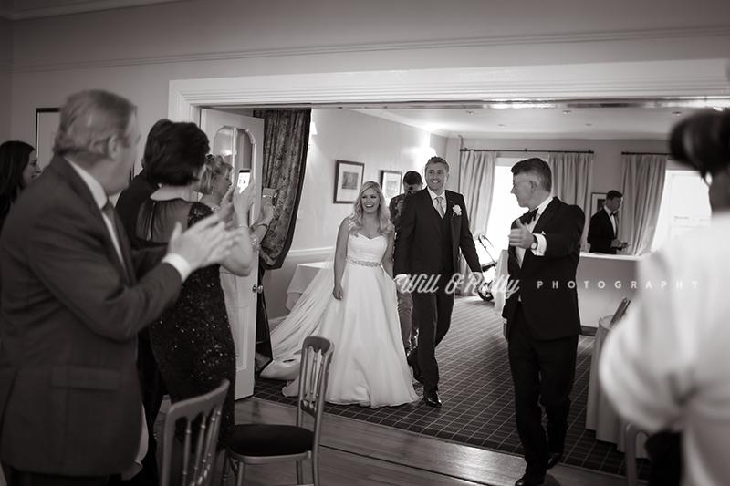 Dunraven Arms Adare Wedding Photos Nicola Amp James