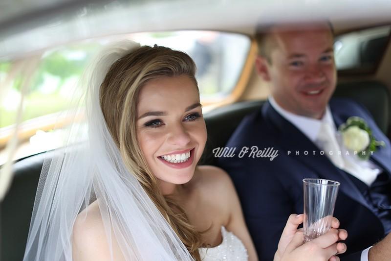 Ballymagarvey Village Wedding Photos – Lorna & Francis