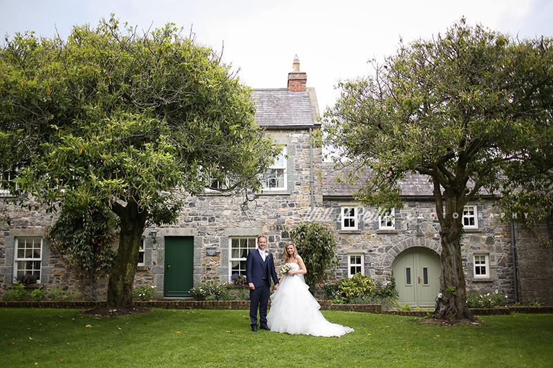 Ballymagarvey Village Wedding Photos Lorna Amp Francis