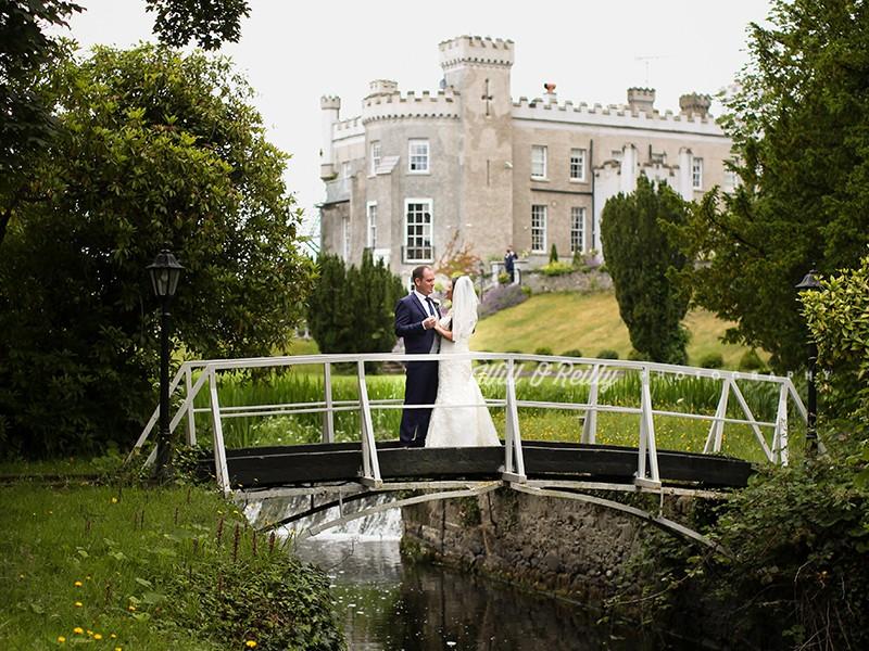 Bellingham Castle Wedding Photos – Shelly & Mark