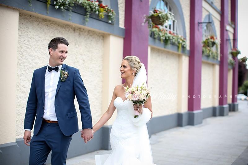 Trim Castle Wedding Photos – Siobhan & Justin