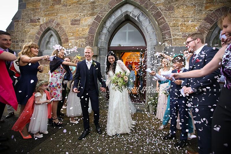 Castle Oaks Hotel Wedding Photos – Lisa & Phil