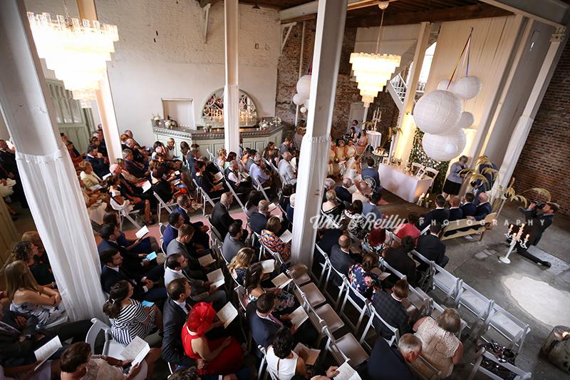 Millhouse Slane Ceremony