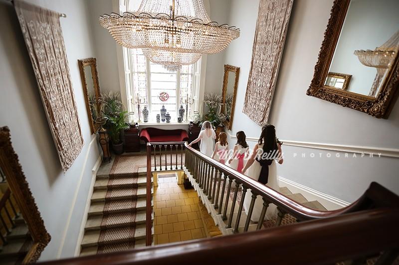 Castle Durrow Wedding Photos – Leonie & Jim
