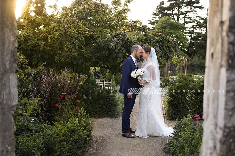 Airfield Estate Wedding Photos – Fiona & Jamie