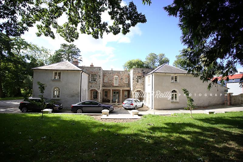 Wedding Castle Bellingham Coach House