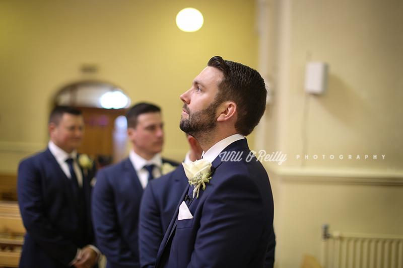 Wedding Photographer Church