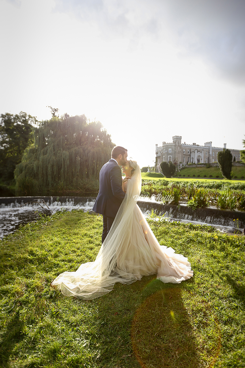 Castle Bellingham Wedding Ireland