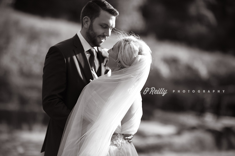 Castle Bellingham Wedding Photography