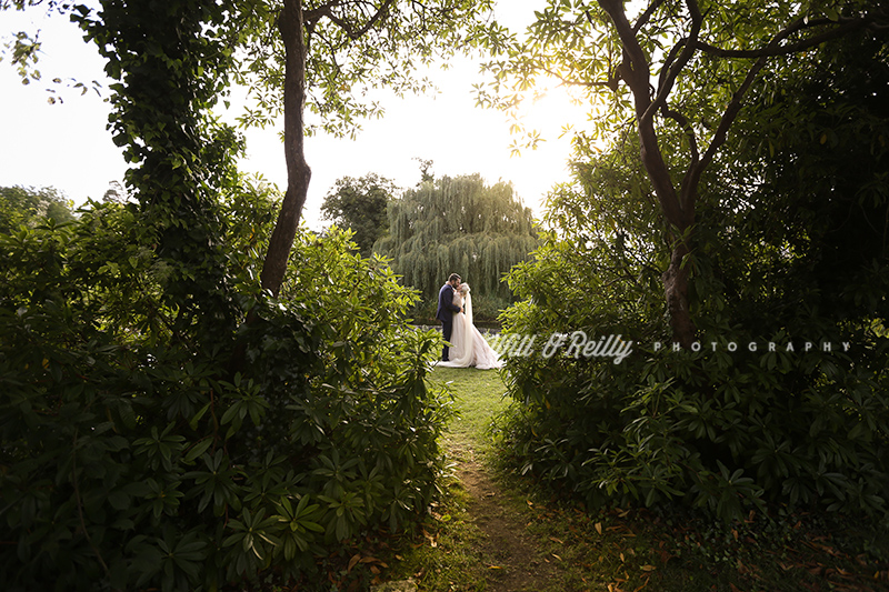 Bellingham Castle Wedding Photos – Orla & Aaron