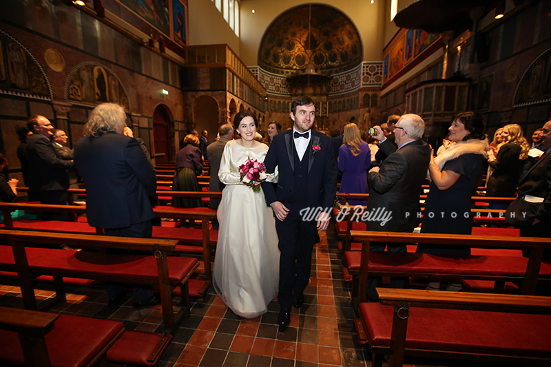 Newman University Church Wedding