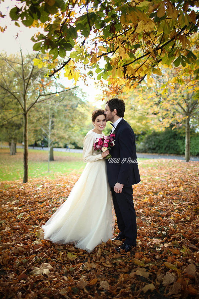 St Stephens Green Wedding Photography