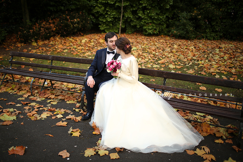 The Shelbourne Hotel Wedding