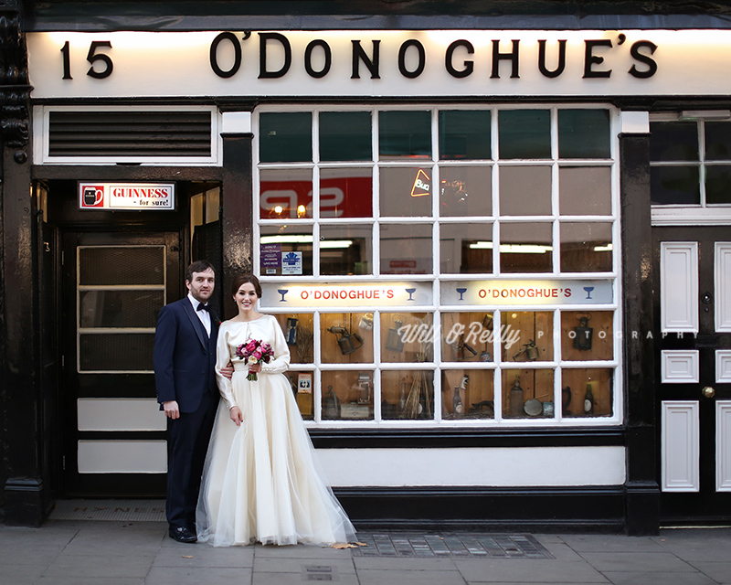 O'Donoghues Wedding Dublin
