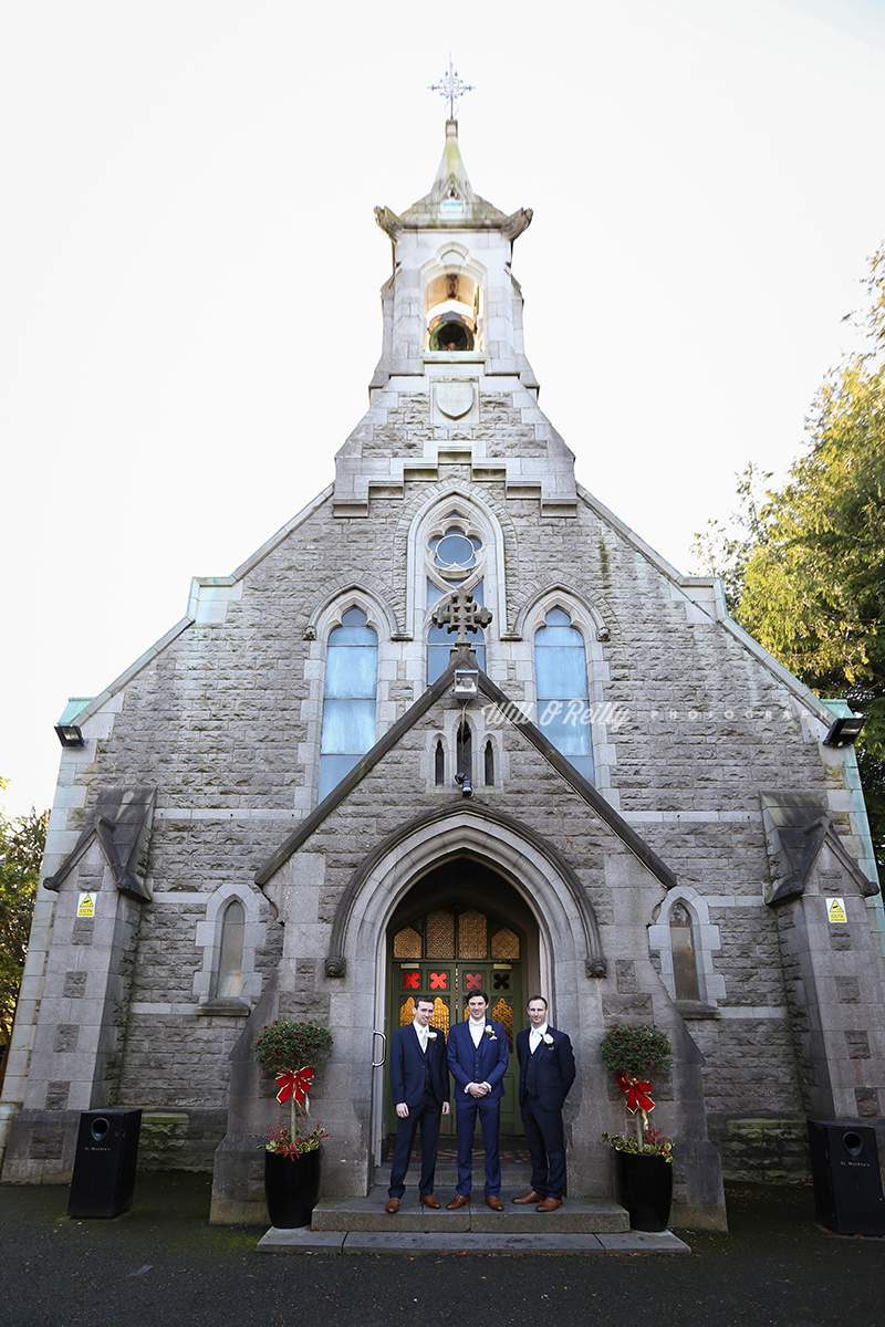 St Mochtas Church Wedding