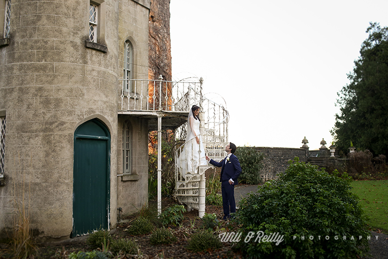 Luttrelstown Castle Wedding Photos – Maria & David