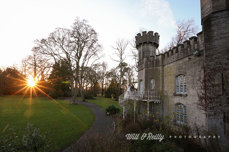 Luttrelstown Castle Wedding Photographer