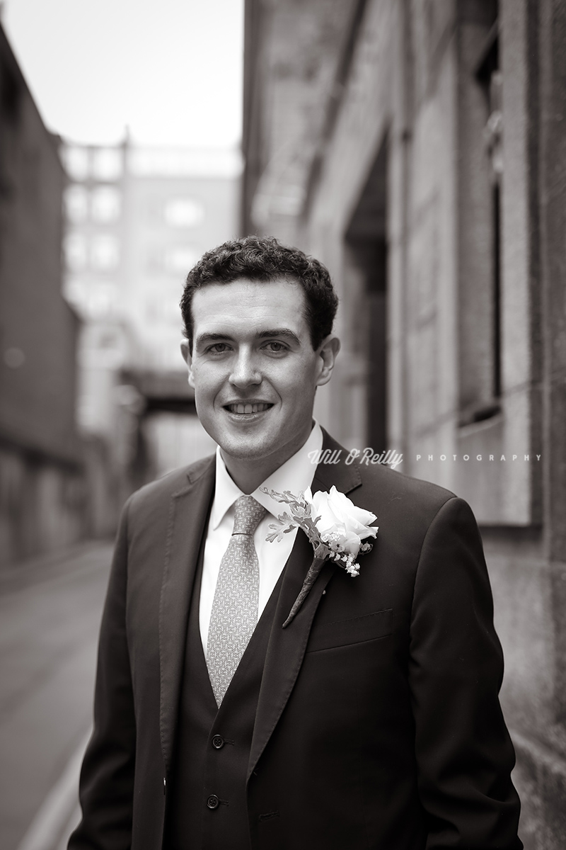 Wedding Photographers Dublin City Centre
