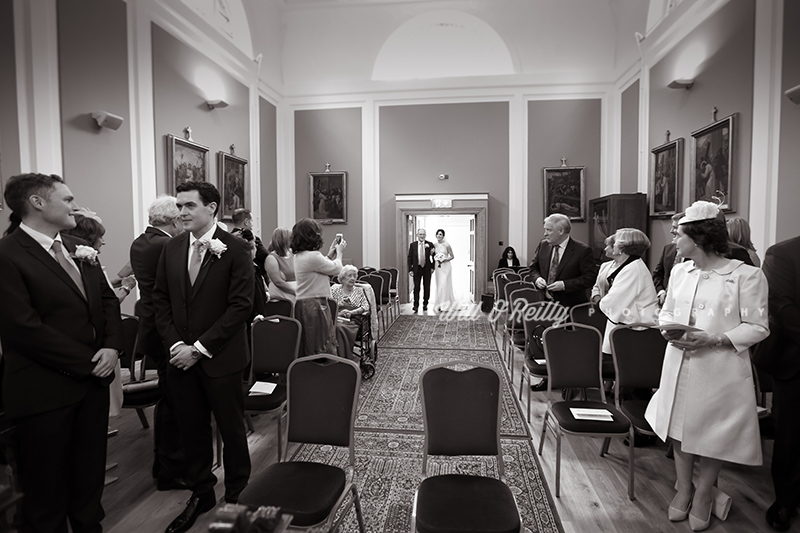 Wedding Photographers St Kevins Oratory