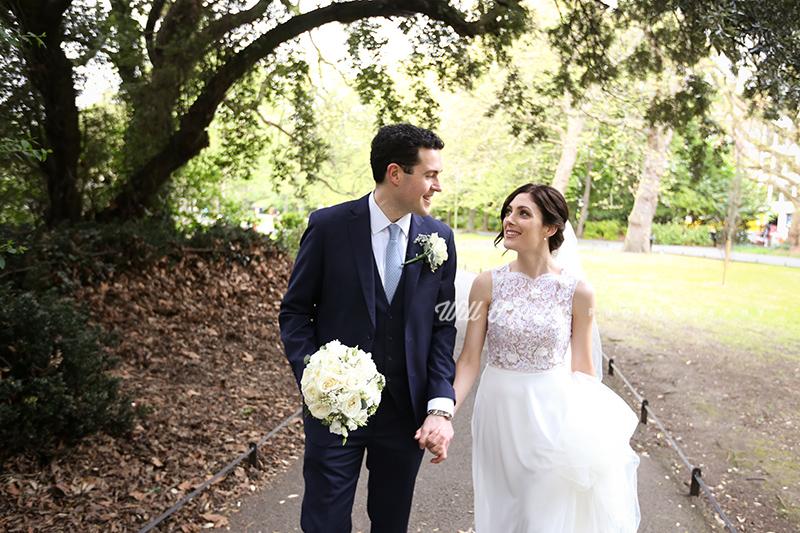 Wedding Photography St Stephens Green