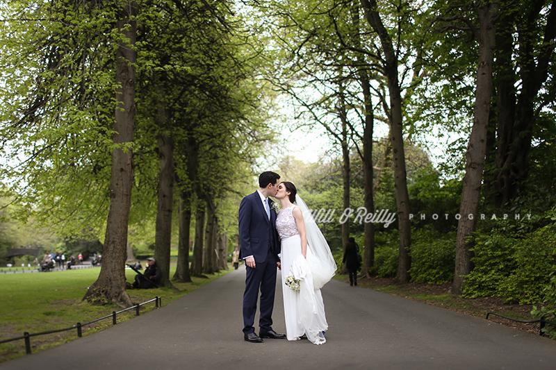 Cliff Townhouse Wedding Photos – Aoife & Michael