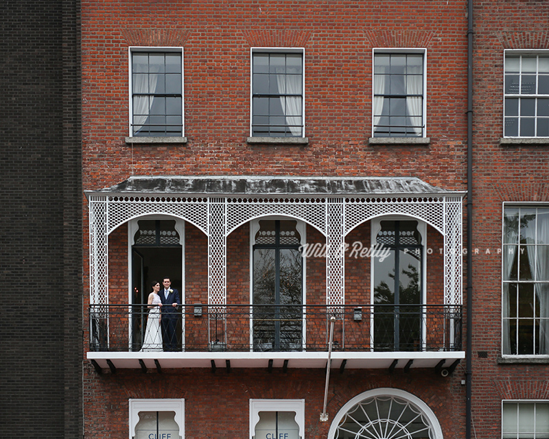 Wedding Photography Cliff Townhouse
