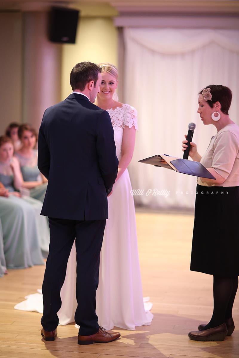 Wedding Photographer Errigal Hotel