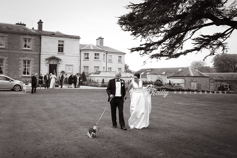Wedding Photographer Tankardstown House