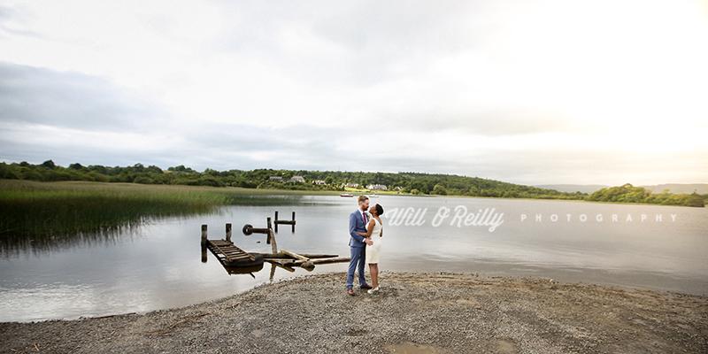 Lake Isle of Inishfree Wedding