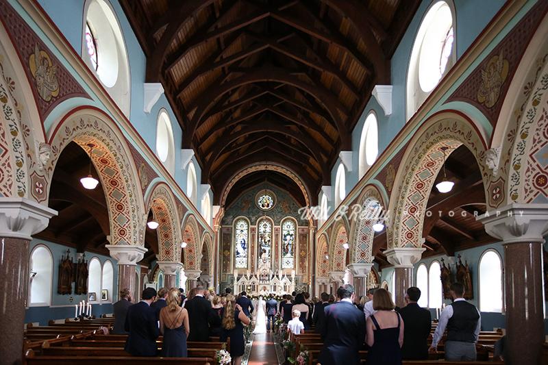 Mogeely Church Wedding