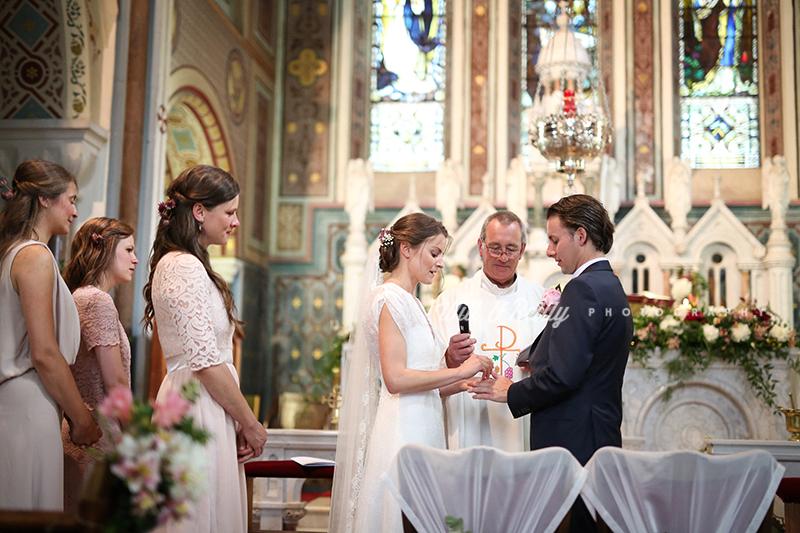 Mogeely Church Wedding Photography