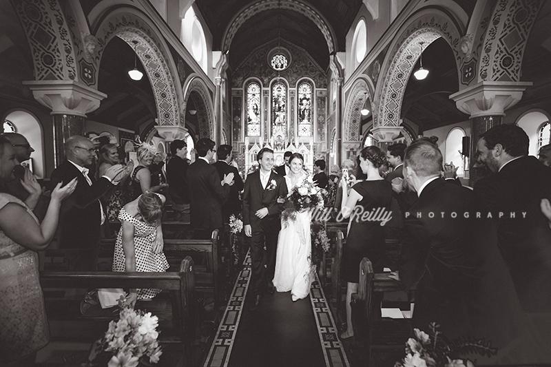 Mogeely Church Wedding Cork