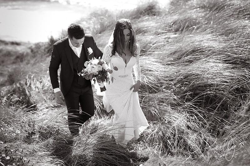 Irish Beach Wedding Photographer