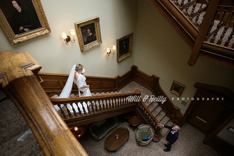 Waterford Castle Wedding Photos – Tricia & Edward