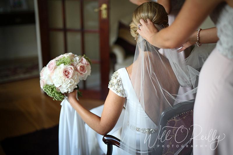 Wedding Getting Ready