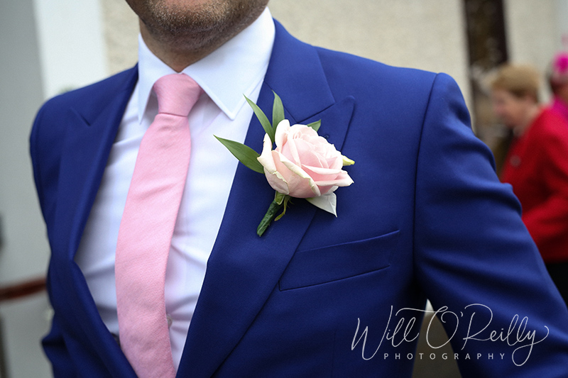 Wedding Button hole