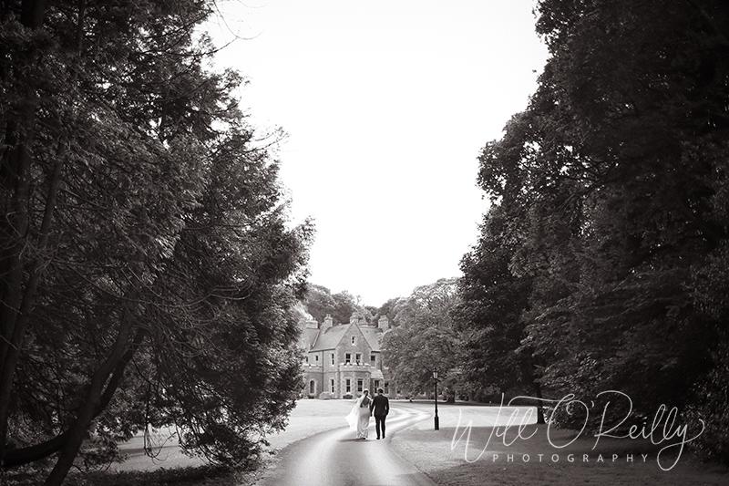 Mount Falcon Wedding Photos – Claire & James