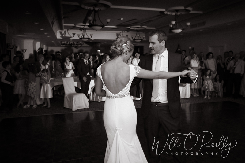 Mount Falcon First Dance