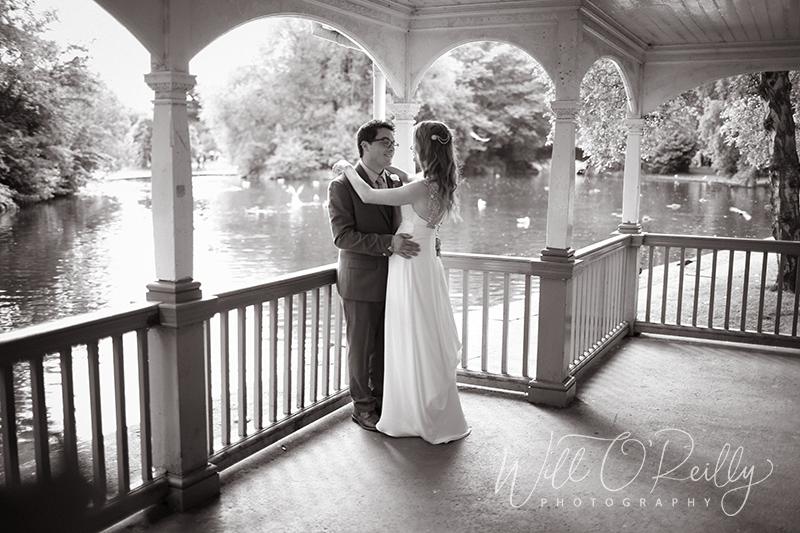 Stephens Green Wedding Photography
