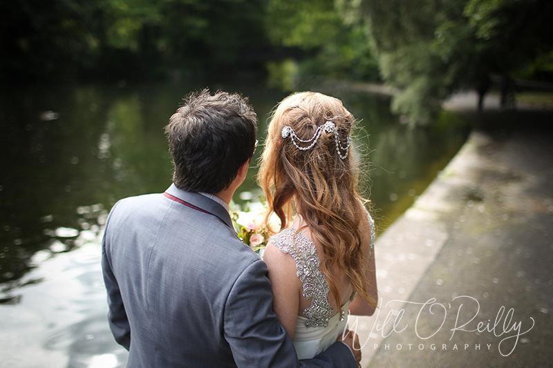 City Centre Wedding Dublin Photographer