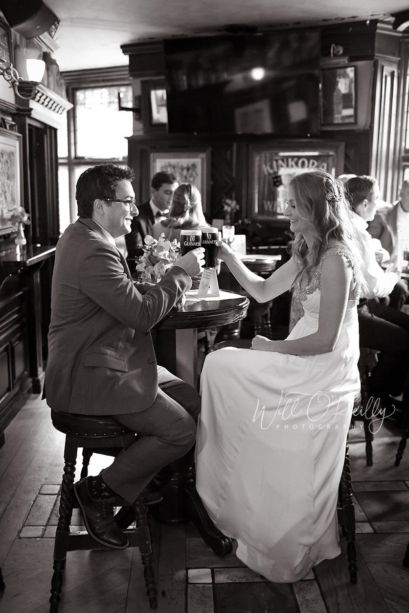 Wedding Guinness