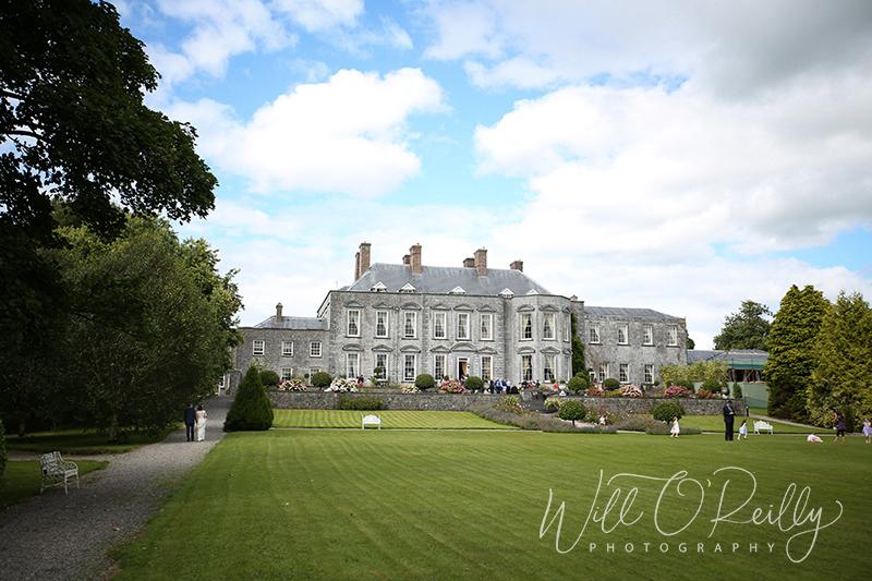 Castle Durrow Wedding Photographers