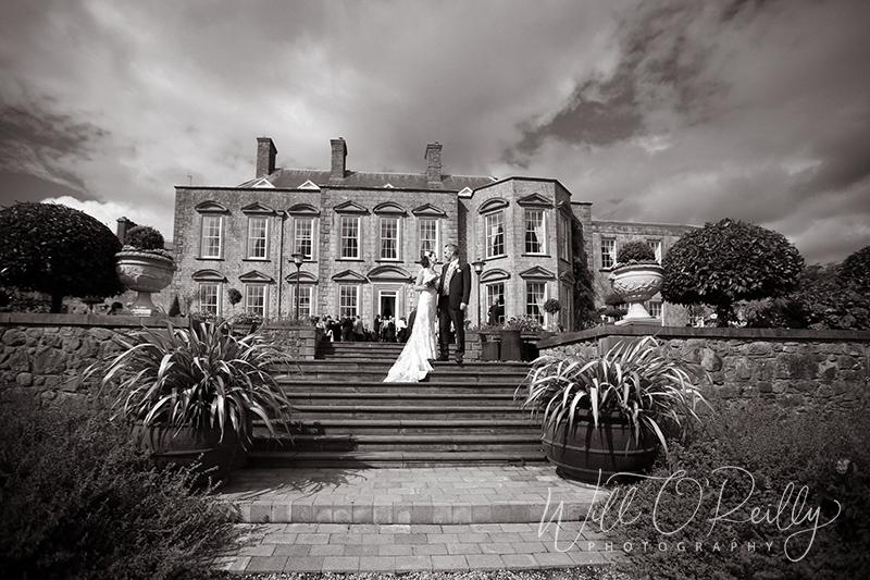 Castle Durrow Wedding Photos