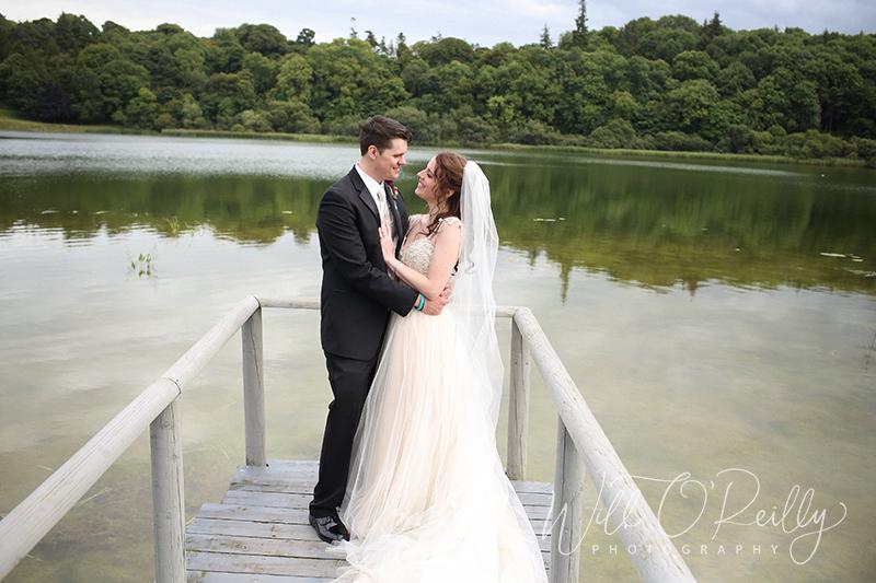 Castle Leslie Wedding Photos